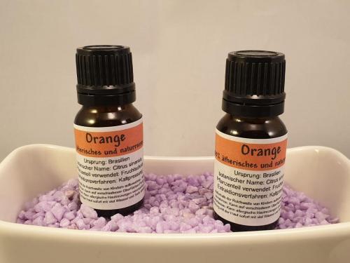 100% ätherisches & naturreines Öl - Orange